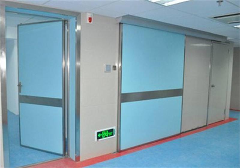 手术室射线防护铅门