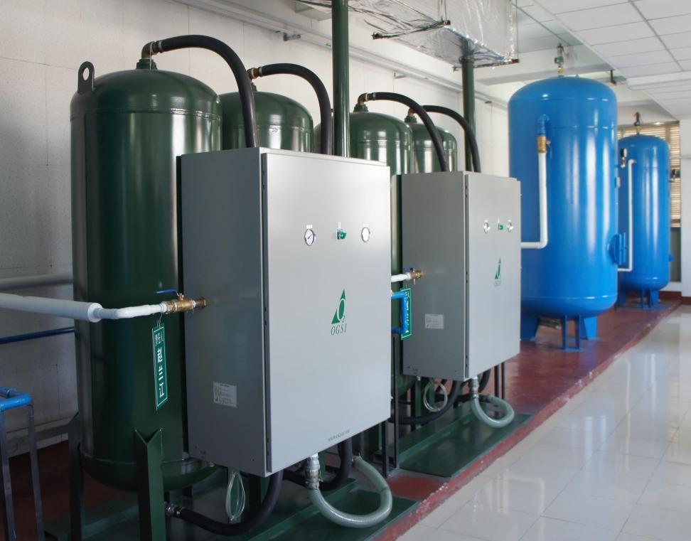 贵州中心供氧的报警装置