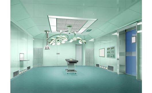 层流手术室的管理解决方案