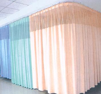 病房医用隔帘