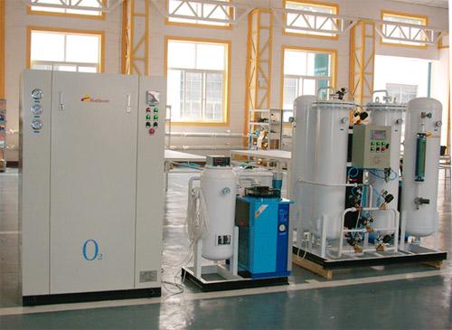 变压吸附制氧机的制氧工艺流程